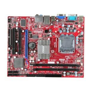 Placa de baza MSI G31 TM-P21  MICRO ATX;