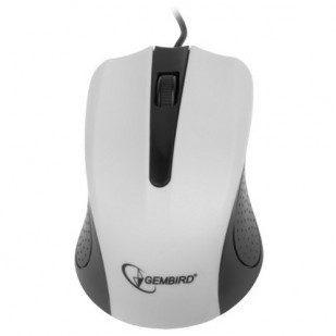 Mouse GEMBIRD; model: MUS-101W; ALB; USB