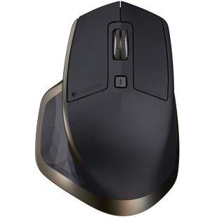 Mouse LOGITECH; model: MX MASTER FOR BUSINESS; NEGRU; USB