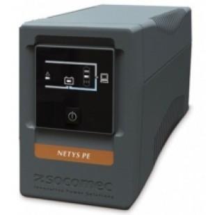 UPS SOCOMEC; model: NETYS PE 1000VA; format: TOWER; management; iesiri: 4, NOU