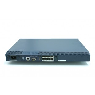 ROUTER SILKWORM; model: 3250; MANAGEMENT; PORT CONSOLA; PORTURI: 8 x LC optical ; 1 x RJ-45 10/100; SH