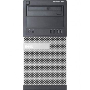 Dell, OPTIPLEX 990, Intel Core i5-2500, 3.30 GHz, 4 GB RAM; video: Intel HD Graphics 2000; TOWER