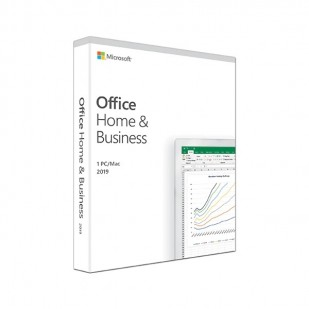 Microsoft Office Home and Business 2019 pentru Windows/Mac
