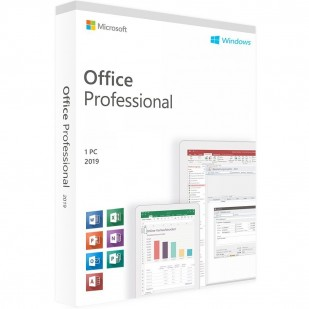 Microsoft Office Professional 2019 pentru Windows/Mac