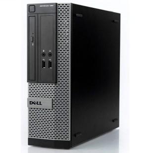 Dell, OPTIPLEX 390, Intel G620, 2.60 GHz, HDD: 250 GB, RAM: 4 GB, video: Intel HD Graphics 2000; DESKTOP