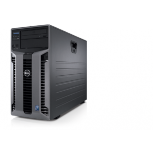 DELL POWEREDGE T610; 1 x Intel Six Core (x5650) 2.67 GHz; 12 GB RAM DDR3 ECC; 5 x 146 GB SAS HDD; RAID Controller  PERC H700; size: TOWER; 2PSU