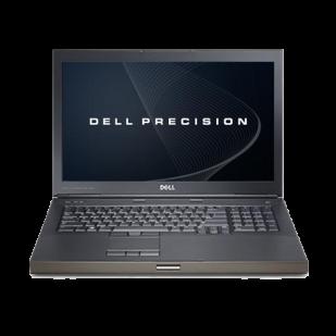 Laptop DELL, PRECISION M6600,  Intel Core i5-2520M, 2.50 GHz, HDD: 500 GB, RAM: 8 GB, unitate optica: DVD RW, video: AMD FirePro M8900 (Blackcomb), webcam, BT