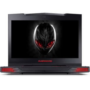 Laptop ALIENWARE, 15,  Intel Core i7-4720HQ, 2.60 GHz, HDD: 1000 GB, RAM: 8 GB, video: AMD Radeon R9 M300 Series (Amethyst), Intel HD Graphics 4600, webcam