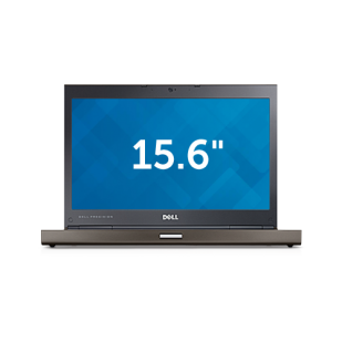 Laptop DELL, PRECISION M4600,  Intel Core i7-2620M, 2.70 GHz, HDD: 250 GB, RAM: 8 GB, unitate optica: DVD RW, video: nVIDIA Quadro 1000M