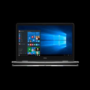 Laptop DELL, INSPIRON 17-7779,  Intel Core i7-7500U, 2.70 GHz, HDD: 500 GB, RAM: 16 GB, video: Intel HD Graphics 620, nVIDIA GeForce 940MX, webcam