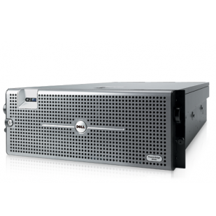 DELL PowerEdge R900; 4x QuadCore Intel Xeon E7350, 2.9 GHz; 8 GB RAM; HDD TYPE: SAS; DVD; 5x 3,5 HDD bay