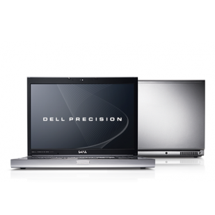 Laptop DELL, PRECISION M6500, Intel Core i5-520M, 2.40 GHz, HDD: 160 GB, RAM: 2 GB, unitate optica: DVD RW, video: nVIDIA Quadro FX 2800M, webcam