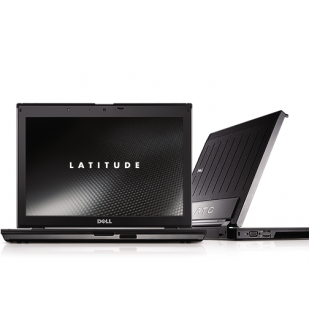 Laptop DELL, LATITUDE E6410 ATG, Intel Core i5-560M, 2.67 GHz, HDD: 250 GB, RAM: 2 GB, unitate optica: DVD RW, video: Intel HD Graphics, webcam