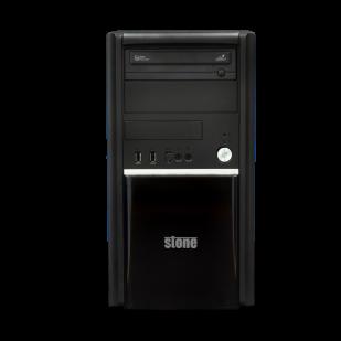 Stone,  Intel Core 2 Quad Q8300, 2.50 GHz, video: Intel GMA X3500; TOWER