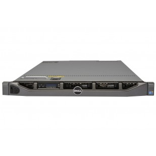 "DELL PowerEdge R610; 2x SixCore Intel Xeon X5650, 2.6 GHz; 24 GB RAM; DVD; RAID Controller PERC 6i; 6x 2,5"" HDD bay; size: 1U"