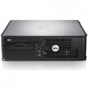Dell, OPTIPLEX 780,  Intel Pentium E5300, 2.60 GHz, video: Intel GMA 4500; SFF
