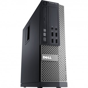 Dell, OPTIPLEX 7010,  Intel Celeron G1610, 2.60 GHz, video: Intel HD Graphics 2000; DESKTOP
