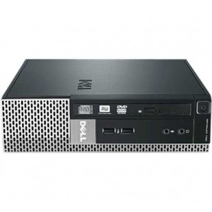 Dell, OPTIPLEX 790,  Intel Core i3-2100, 3.10 GHz, video: Intel HD Graphics 2000; USFF