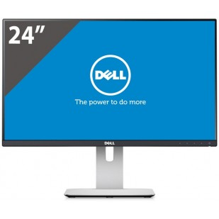 "Monitor DELL, model: U2414H; 24""; SH"