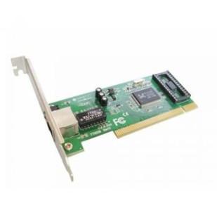 PLACA DE RETEA: SERIOUX RT100; 10/100 Mbps; PCI
