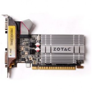 Placa video ZONTAC 1024 MB; GDDR3; 64 bit; PCI-E 16x; NVIDIA GeForce 210; VGA; DVI; HDMI