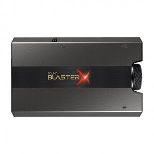 Placa de sunet CREATIVE model: Sound Blaster X G6 (5.1/7.1), USB
