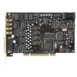 Placa de sunet CREATIVE model: X-Fi SB0460 (7.1); PCI-E