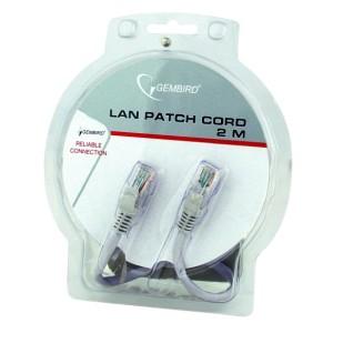 Cablu PC; RJ 45 M la RJ 45 M; 2m