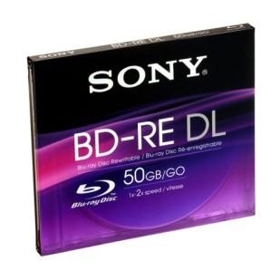 BLURAY RW DL 50 GB SONY