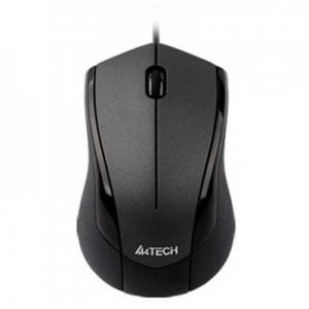 Mouse A4TECH; model: D-400-1; NEGRU; USB