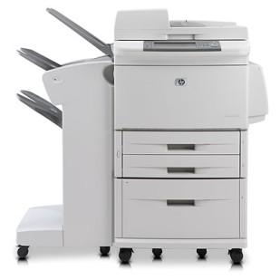 "Multifunctional LASER HP model: LASERJET 9040MFP; format: A3; DUPLEX; RETEA; USB; SH; ""CC394A"""