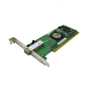 "Placa retea: QLOGIC QLA2340; PCI-X; 1 x LC OPTICAL; ""FCC0529A39370, 24P0961, ZJ1LTY5717YJ, FRU: 24P8174""; SH"
