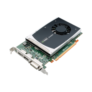 Placa video: NVIDIA QUADRO 2000; 1024 MB DDR5; 128-bit; PCI-E 16X; DVI-D; 2 x DISPLAY PORT; SH