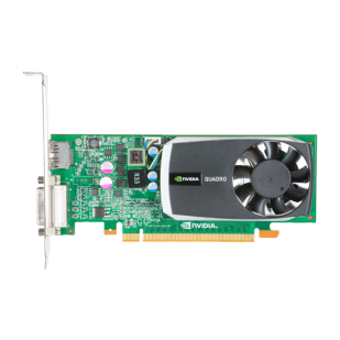 Placa video: NVIDIA Quadro 600 ; 1 GB; PCI-E 16X; 1 x DVI; 1 x DISPLAY PORT;