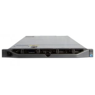 """DELL PowerEdge R610; QuadCore Intel Xeon X5677, 3.4 GHz; 16 GB RAM; DVD; RAID Controller; PERC 6/I; 6x 2,5"""" HDD bay; size: 1U"""