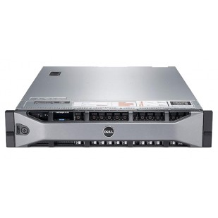 DELL POWEREDGE R720; 2 x Intel Xeon (E5-2680) 2.7 GHz; 32 GB RAM DDR3 ECC; controler RAID: H710; dimensiune: 2U; caddy HDD: 6x2.5; 2xPSU
