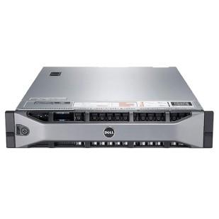 DELL POWEREDGE R720; 2 x Intel Xeon (E5-2680) 2.7 GHz; 32 GB RAM DDR3 ECC; controler RAID: H710; dimensiune: 2U; caddy HDD: 6x2.5; 2xPSU
