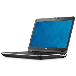"Laptop DELL, LATITUDE E6440,  Intel Core i5-4310M, 2.70 GHz, HDD: 500 GB, RAM: 8 GB, unitate optica: DVD RW, video: Intel HD Graphics 4600, webcam, 14"" LCD (WXGA), 1366 x 768"