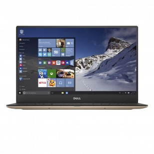 Laptop DELL, XPS 13 9360,  Intel Core i7-7560U, 2.40 GHz, HDD: 256 GB, RAM: 16 GB, video: Intel HD Graphics 620, webcam
