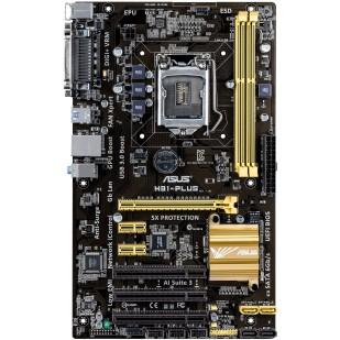 Placa de baza ASUS H81 PLUS LGA 1150 ATX
