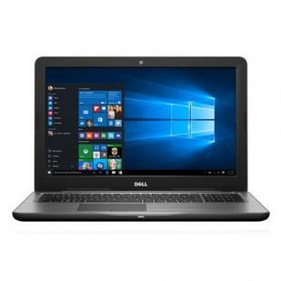 Laptop DELL, INSPIRON 5567,  Intel Core i5-7200U, 2.50 GHz, HDD: 500 GB, RAM: 8 GB, unitate optica: DVD RW, video: Intel HD Graphics 620, webcam