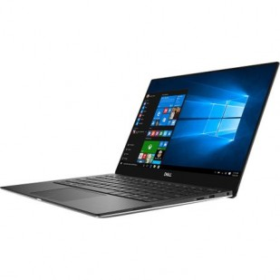 Laptop DELL, XPS 13 9370,  Intel Core i5-8250U, 1.60 GHz, HDD: 120 GB, RAM: 8 GB, video: Intel HD Graphics 620, webcam