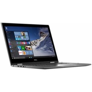 Laptop DELL, INSPIRON 7386,  Intel Core i5-8265U, 1.60 GHz, HDD: 256 GB, RAM: 8 GB, webcam