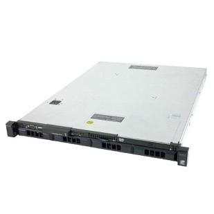 "DELL PowerEdge R310; QuadCore Intel Xeon E5-2407, 2.20 GHz; 16 GB RAM; HDD : 2 x 146 GB SAS; Controller RAID PERC 310 MINI ; 4x 3,5"" HDD bay; size: 1U"