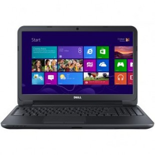 Laptop DELL, INSPIRON 3537,  Intel Core i5-4200U, 1.60 GHz, HDD: 320 GB, RAM: 4 GB, unitate optica: DVD RW, video: Intel HD Graphics 4400, webcam, BT, 15.6 LCD (WXGA), 1366 x 768""