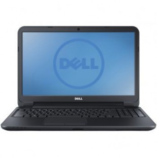 Laptop DELL, INSPIRON 3537, Intel Celeron 2955U, 1.40 GHz, HDD: 320 GB, RAM: 2 GB, unitate optica: DVD RW, webcam, BT, 15.6 LCD (WXGA), 1366 x 768""