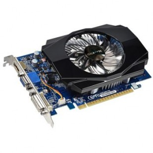 Placa video GIGABYTE 2048 MB; GDDR3; 128 bit; PCI-E 16x; NVIDIA GeForce GT 420; VGA; DVI; HDMI