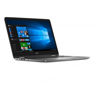 Laptop DELL, INSPIRON 7773,  Intel Core i7-8550U, 1.80 GHz, HDD: 512 GB, RAM: 16 GB, video: Intel HD Graphics 620, webcam