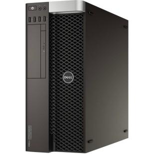 Dell, PRECISION TOWER 5810,  Intel Xeon E5-1620 v3, 3.50 GHz, HDD: 500 GB, RAM: 16 GB, video: nVIDIA Quadro K4200; TOWER