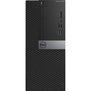 Dell, OPTIPLEX 3040,  Intel Core i3-6100, 3.70 GHz, HDD: 250 GB, RAM: 4 GB, unitate optica: DVD RW, video: AMD Radeon HD 7470 (Caicos); DESKTOP